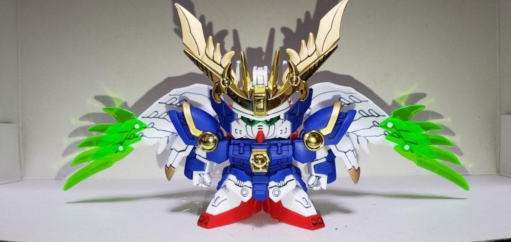 武者ウイングゼロ アピールショット8