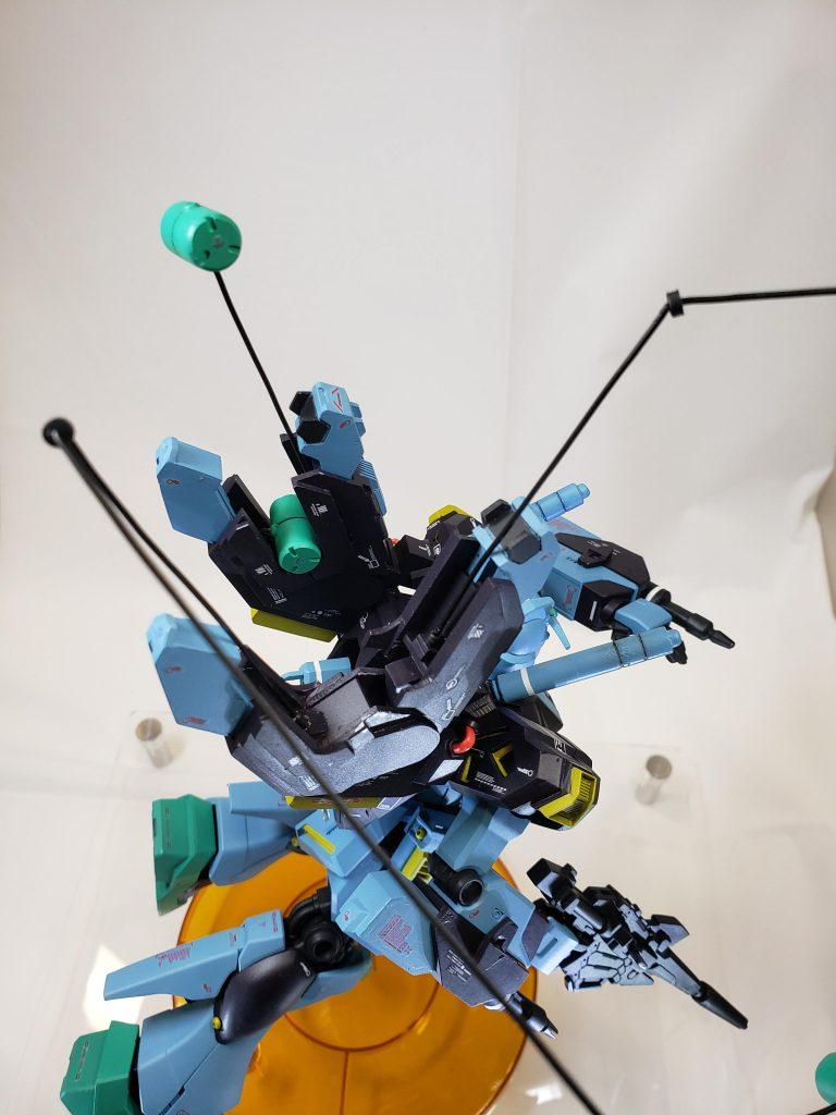 量産型ニューガンダム(バナージ機) アピールショット4
