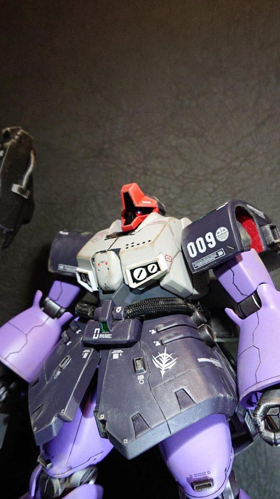 AMX-009G DOM-Ⅲ 【ZEON MARZ TYPE】火星独立ジオン軍仕様