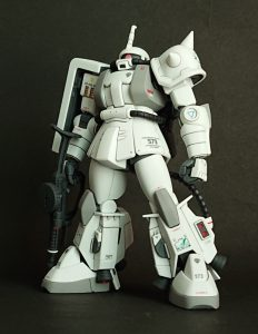 MS-06R-1A シン・マツナガ専用ザク2