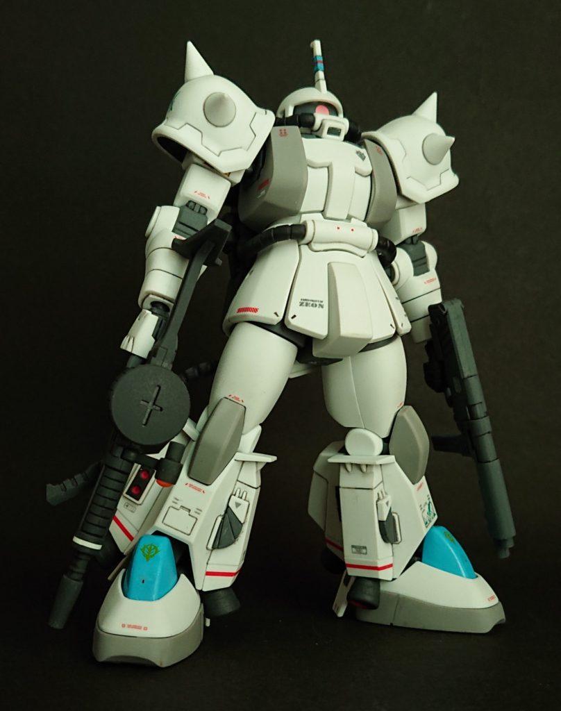 MS-06R-1A シン・マツナガ専用ザク2 アピールショット3