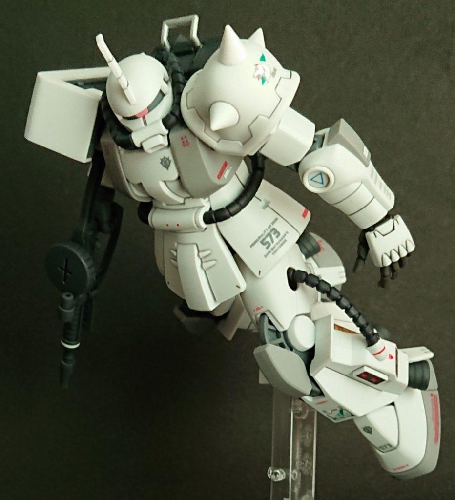 MS-06R-1A シン・マツナガ専用ザク2 制作工程1