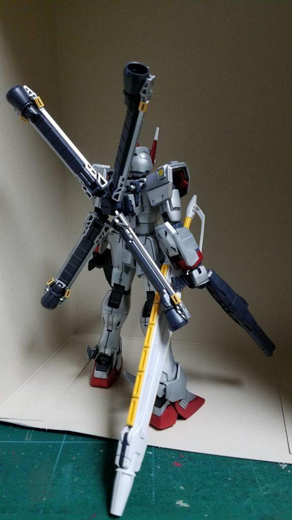 クロスボーンガンダムX0 アピールショット1