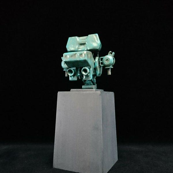 銅像ユーゴー アピールショット6