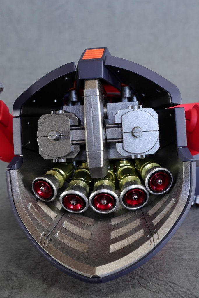 MG1/100 MS-09H ドワッジ改 制作工程1
