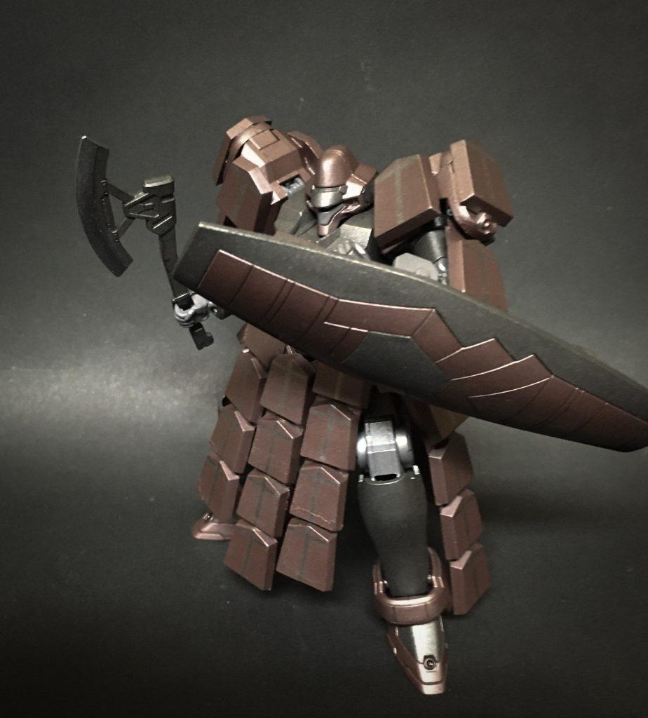 マグアナック 重装甲型 制作工程2