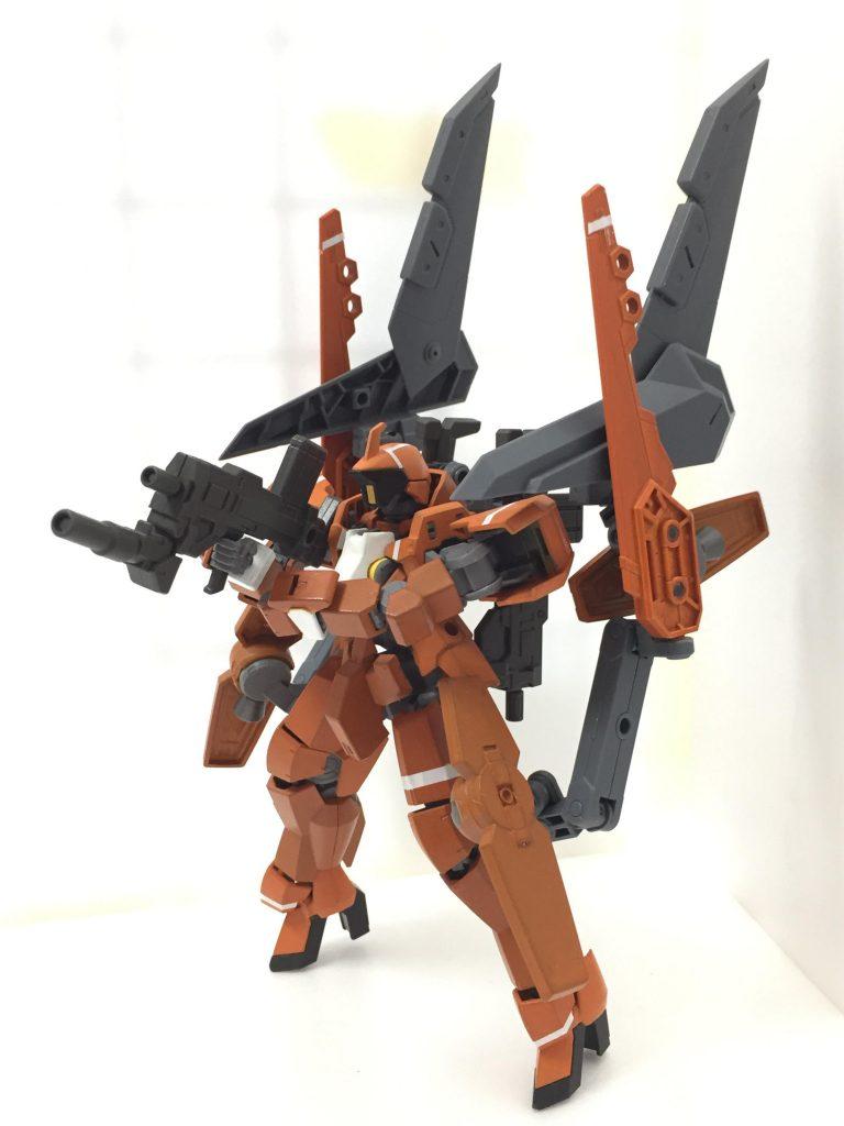 グレイズ(重力下訓練仕様機) アピールショット5