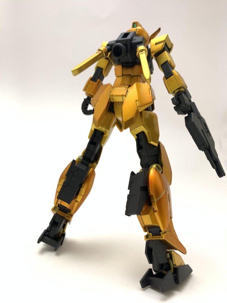 金色ガンダム アピールショット6
