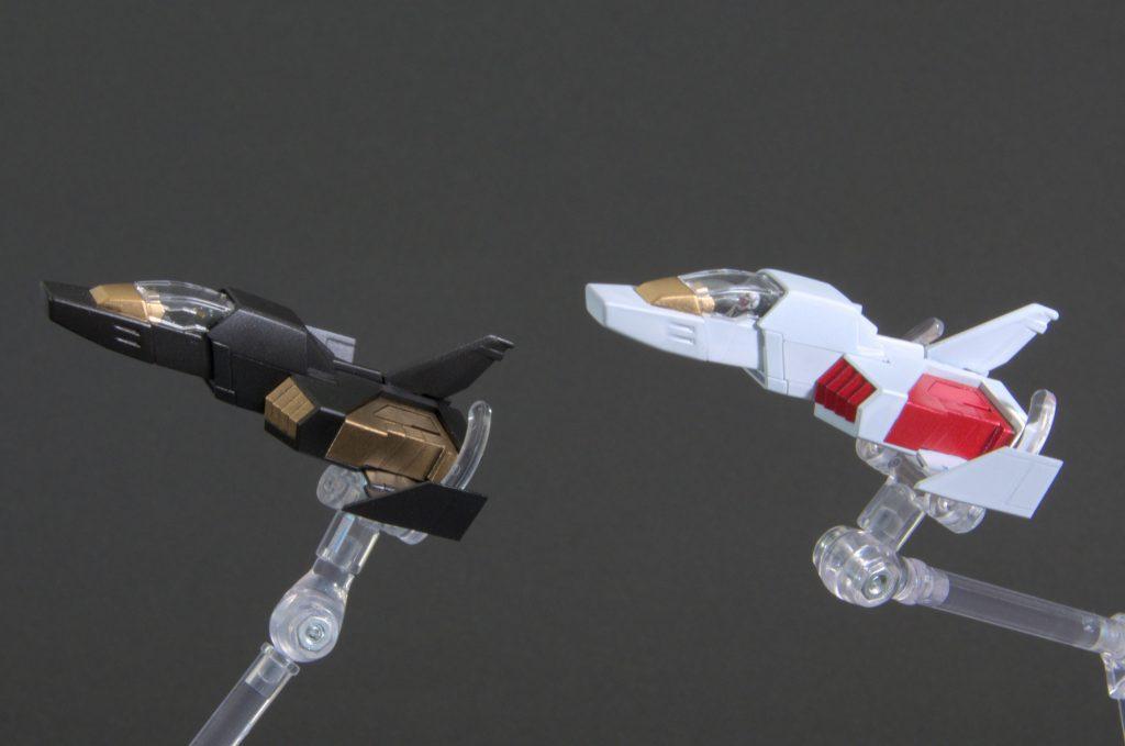 MG コアファイター (UCカラーVer.) アピールショット2