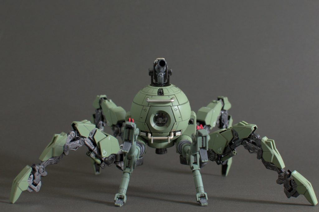 MG ポリポッドボール アピールショット5