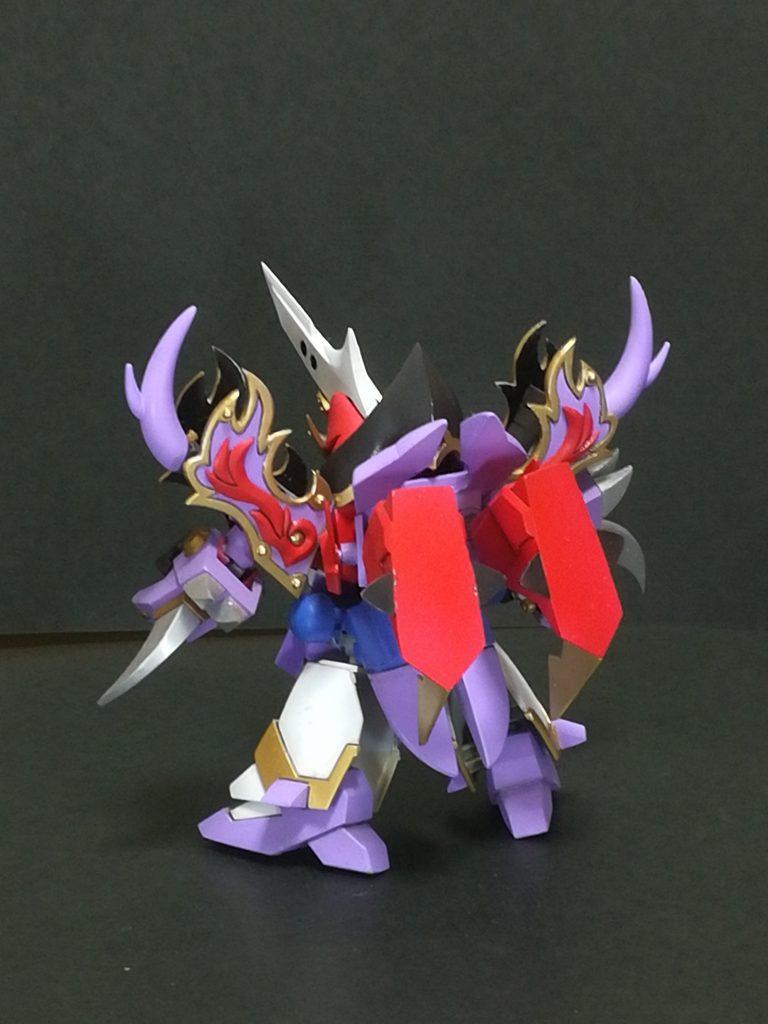 紫電鬼(しでんき) アピールショット1
