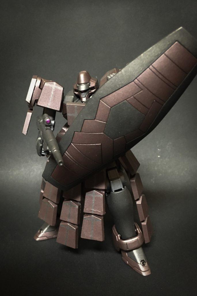 マグアナック 重装甲型 制作工程3