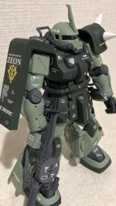 高機動型ザクII