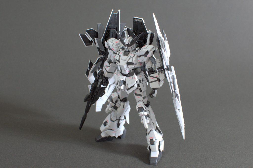 HG ユニコーンガンダム -mono- アピールショット4