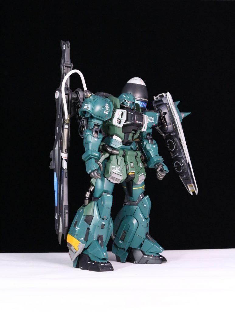 MG ガナーザクウォーリア アピールショット4