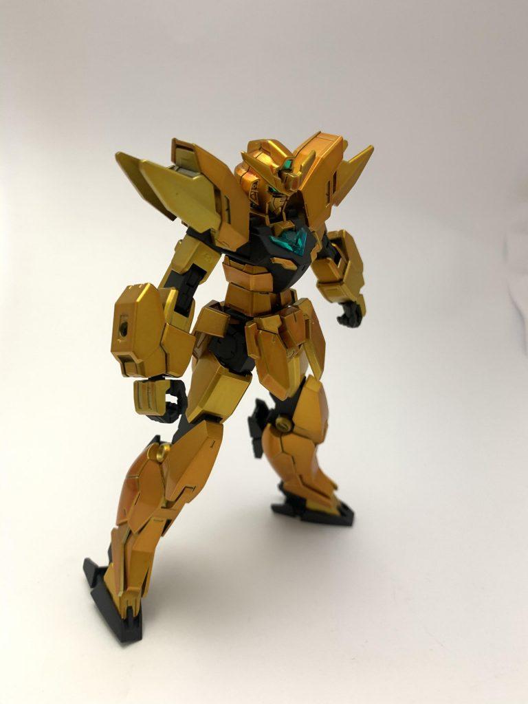 金色ガンダム アピールショット8