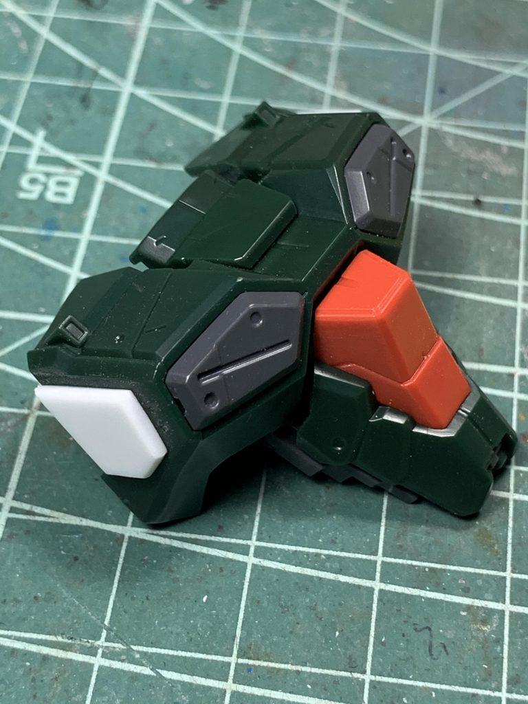 MG バスターガンダム 制作工程2