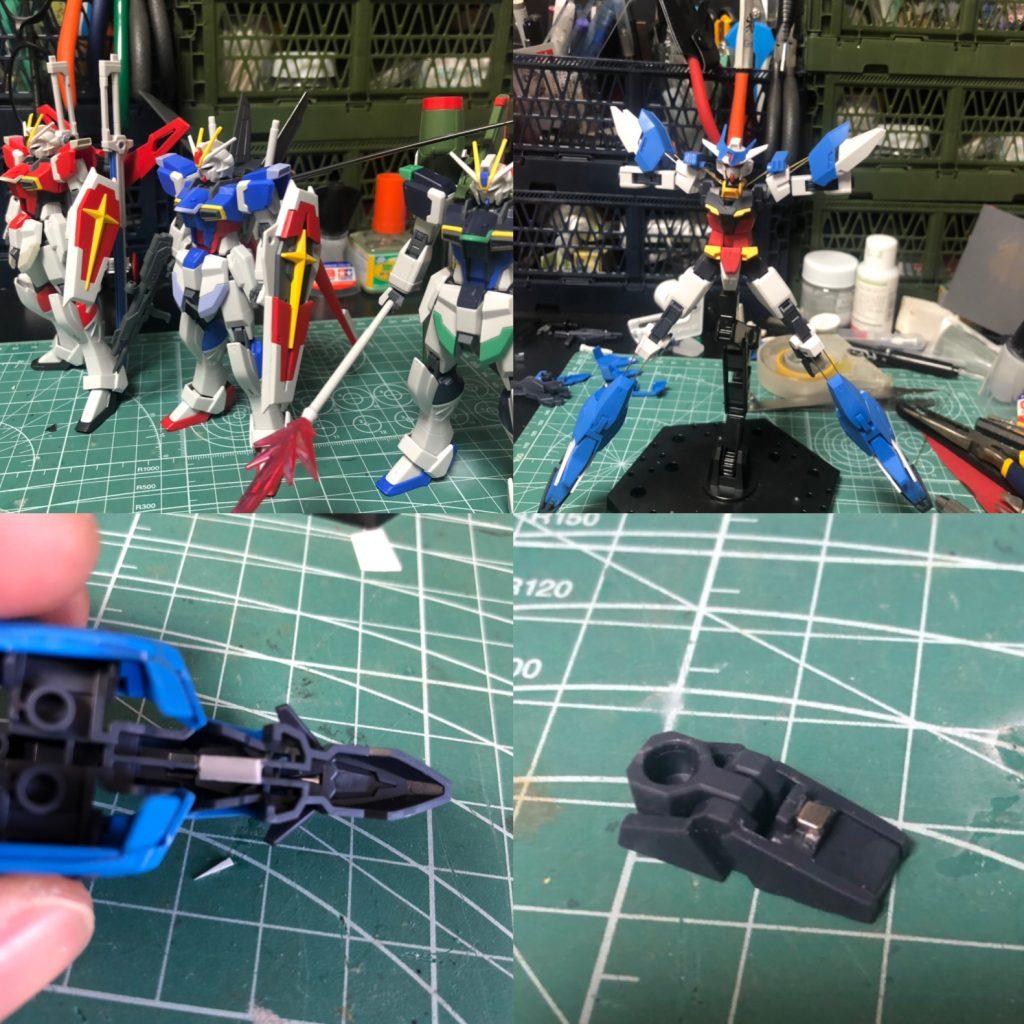 MARK-Ⅱコア/スーパーコア 制作工程8