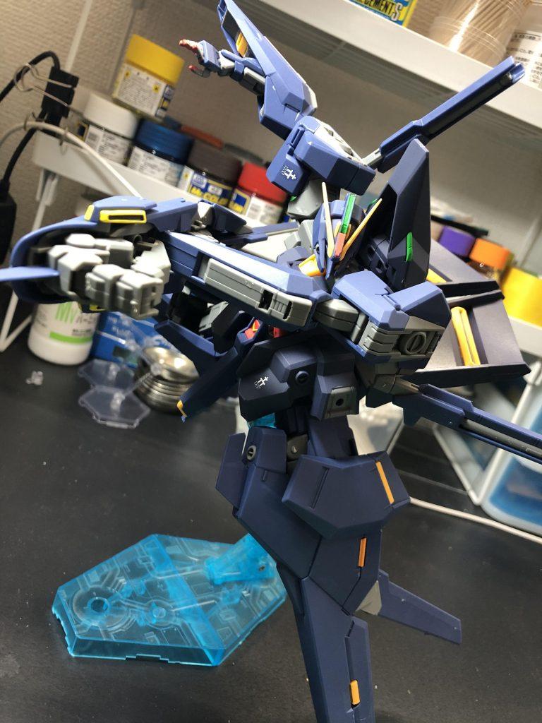 ガンダムTR-6『ハイゼンスレイⅡ』 アピールショット4