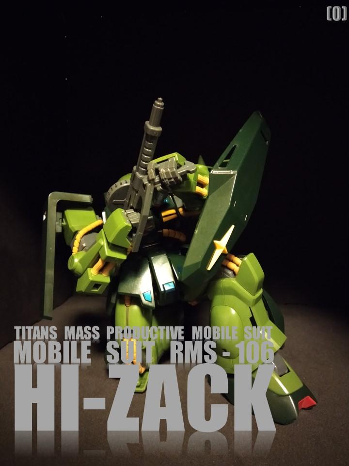 RMS-106 HI-ZACK No1