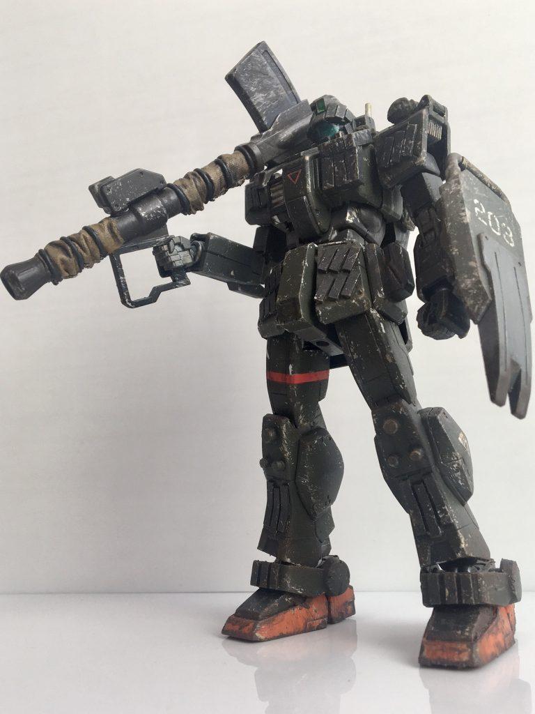 HG 陸戦浸透強襲型ジム  アピールショット1