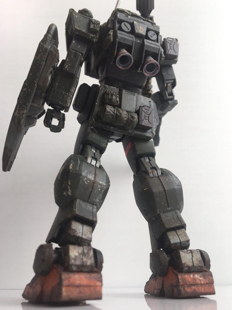 HG 陸戦浸透強襲型ジム  アピールショット2