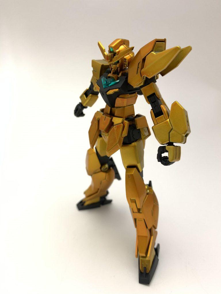 金色ガンダム アピールショット7