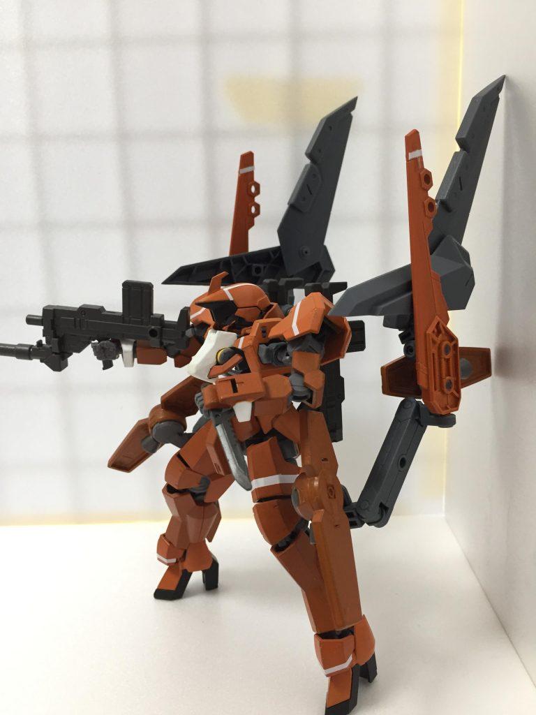 グレイズ(重力下訓練仕様機) アピールショット7