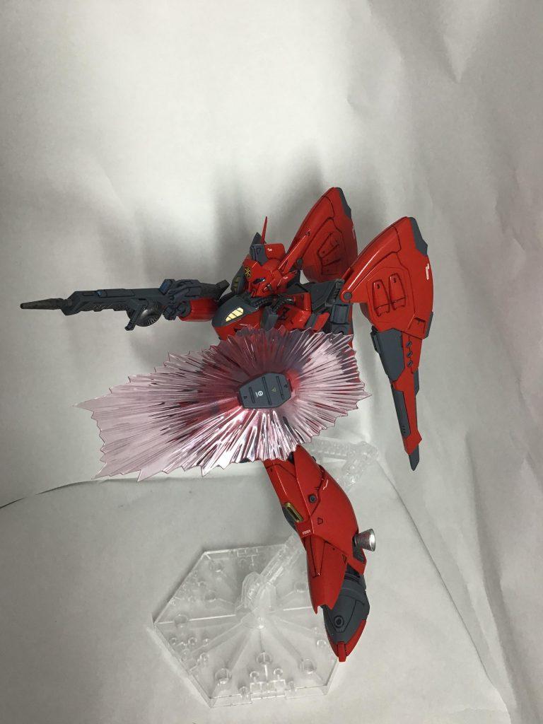 RE/100 ビギナ・ゼラ 〜炎の虎ver〜 アピールショット1