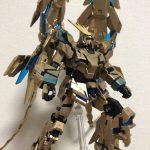 RX-0 ユニコーンガンダム3号機 フェネクス(デストロイモード)(ナラティブVer.)[ゴールドコーティング