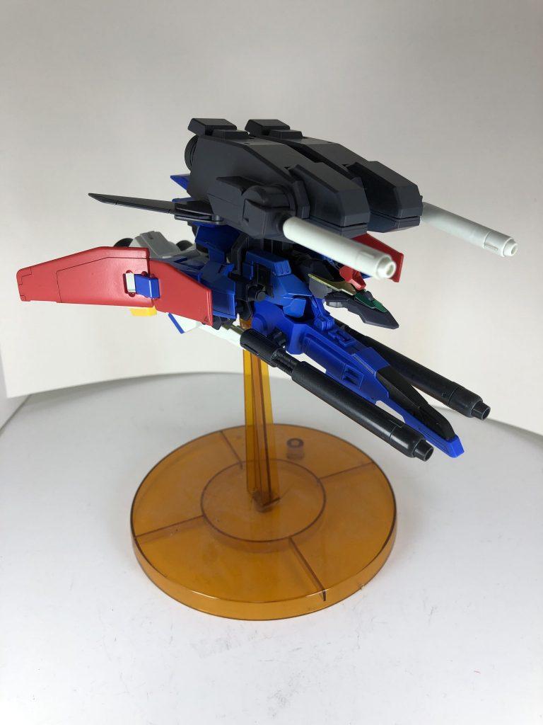 コアガンダム(ZZアーマー装備) アピールショット1