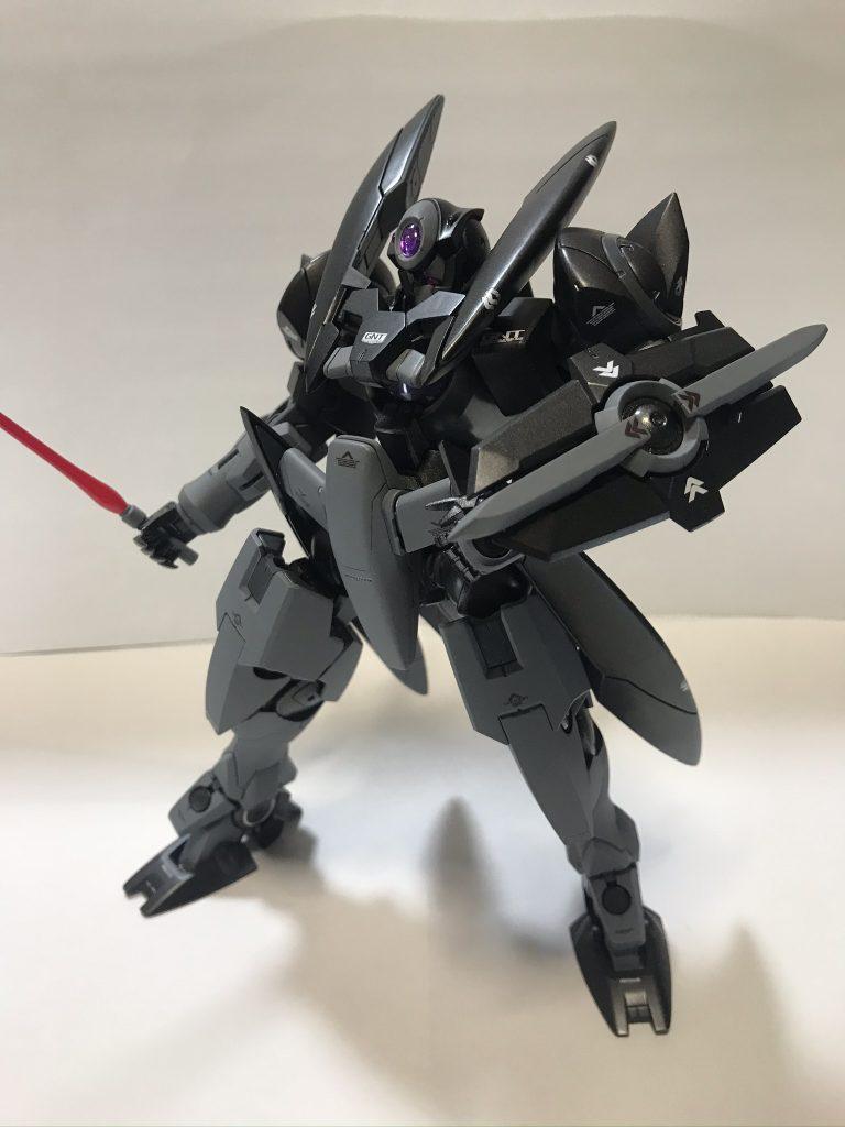 MGジンクス(ジンクスⅣ指揮官機カラー) アピールショット3