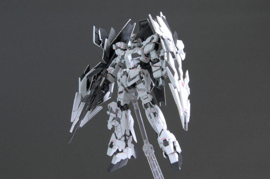 HG ユニコーンガンダム -mono- アピールショット7