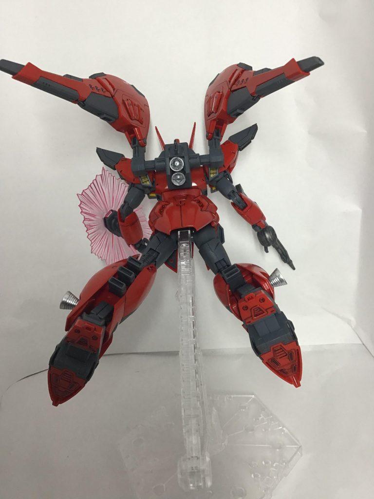 RE/100 ビギナ・ゼラ 〜炎の虎ver〜 アピールショット4