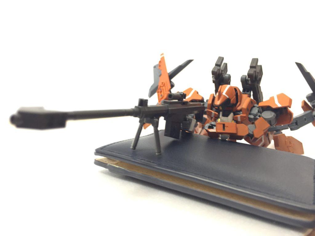 グレイズ(重力下訓練仕様機) アピールショット6