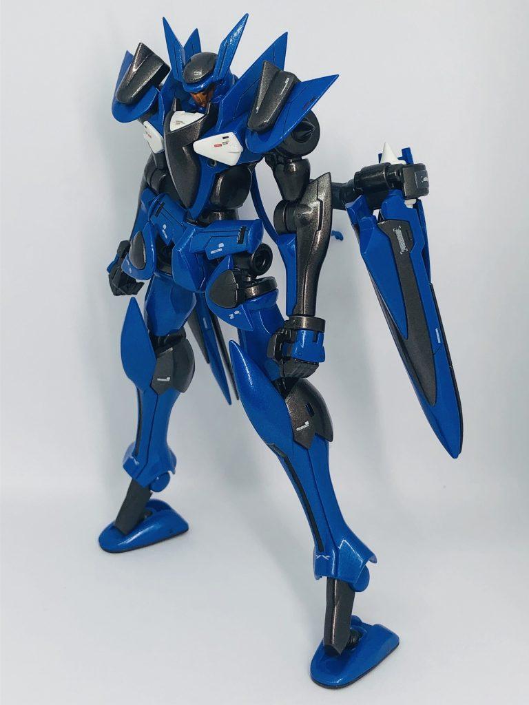 GNX-Y903VW   -Brave commander- 制作工程3