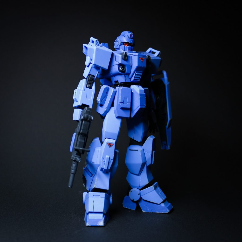 RX79BD1 アピールショット3