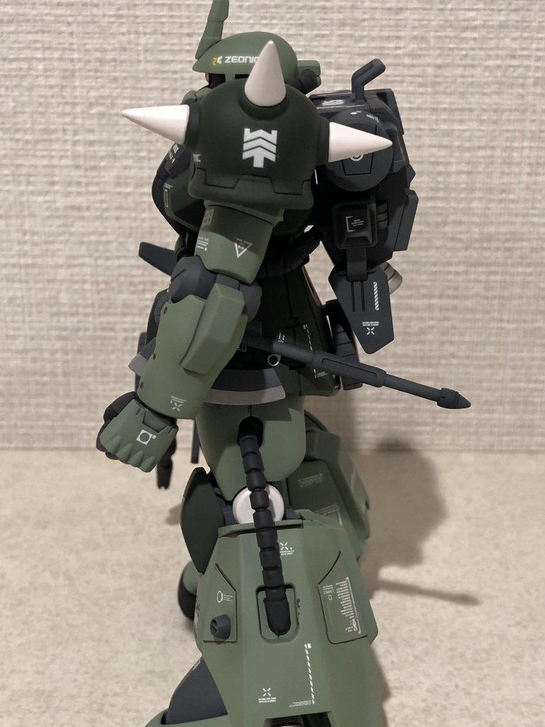 高機動型ザクII アピールショット2