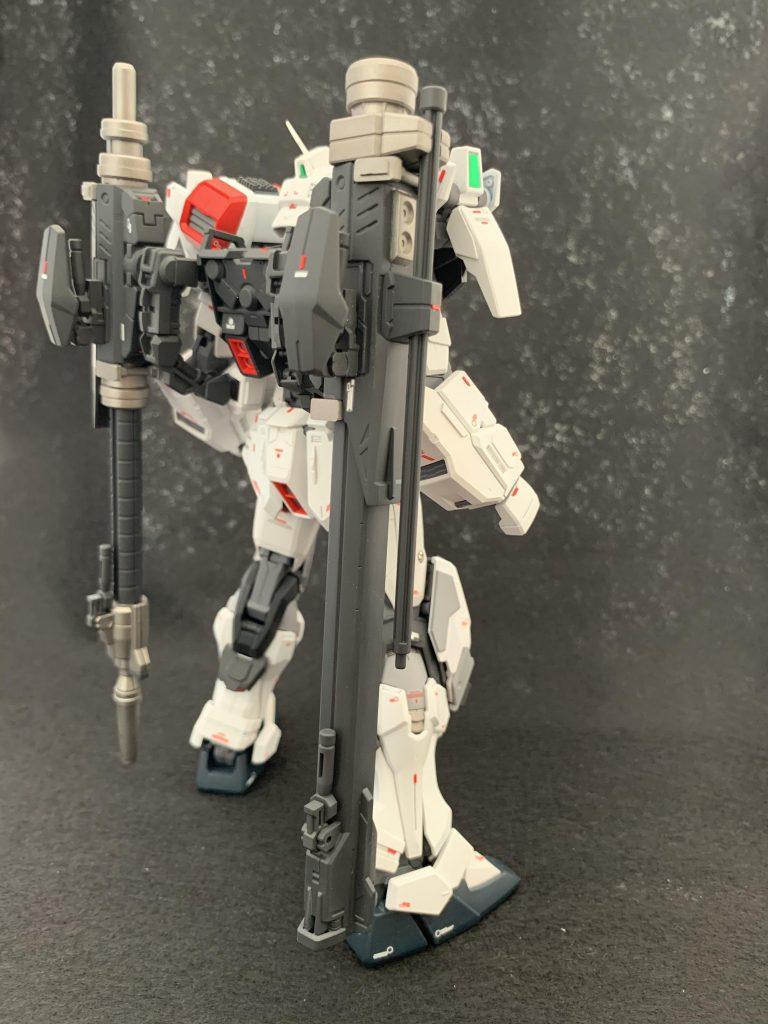 MG バスターガンダム アピールショット4