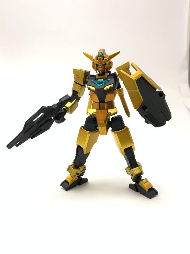 金色ガンダム アピールショット1