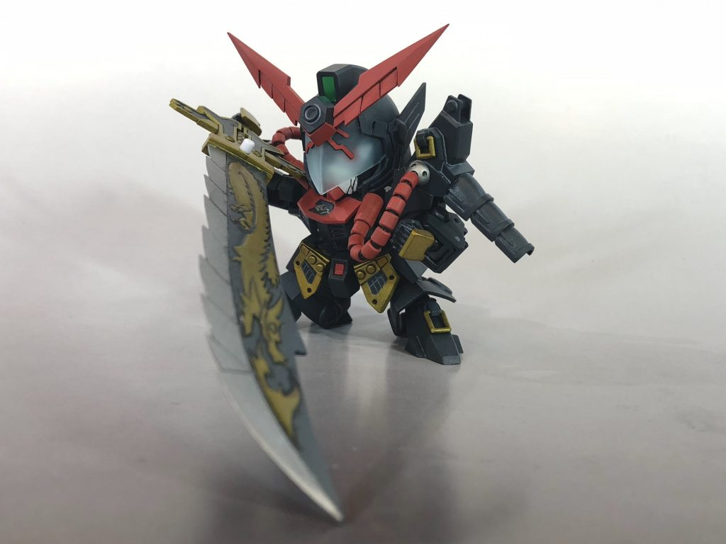 堕悪紅零斗丸 アピールショット8