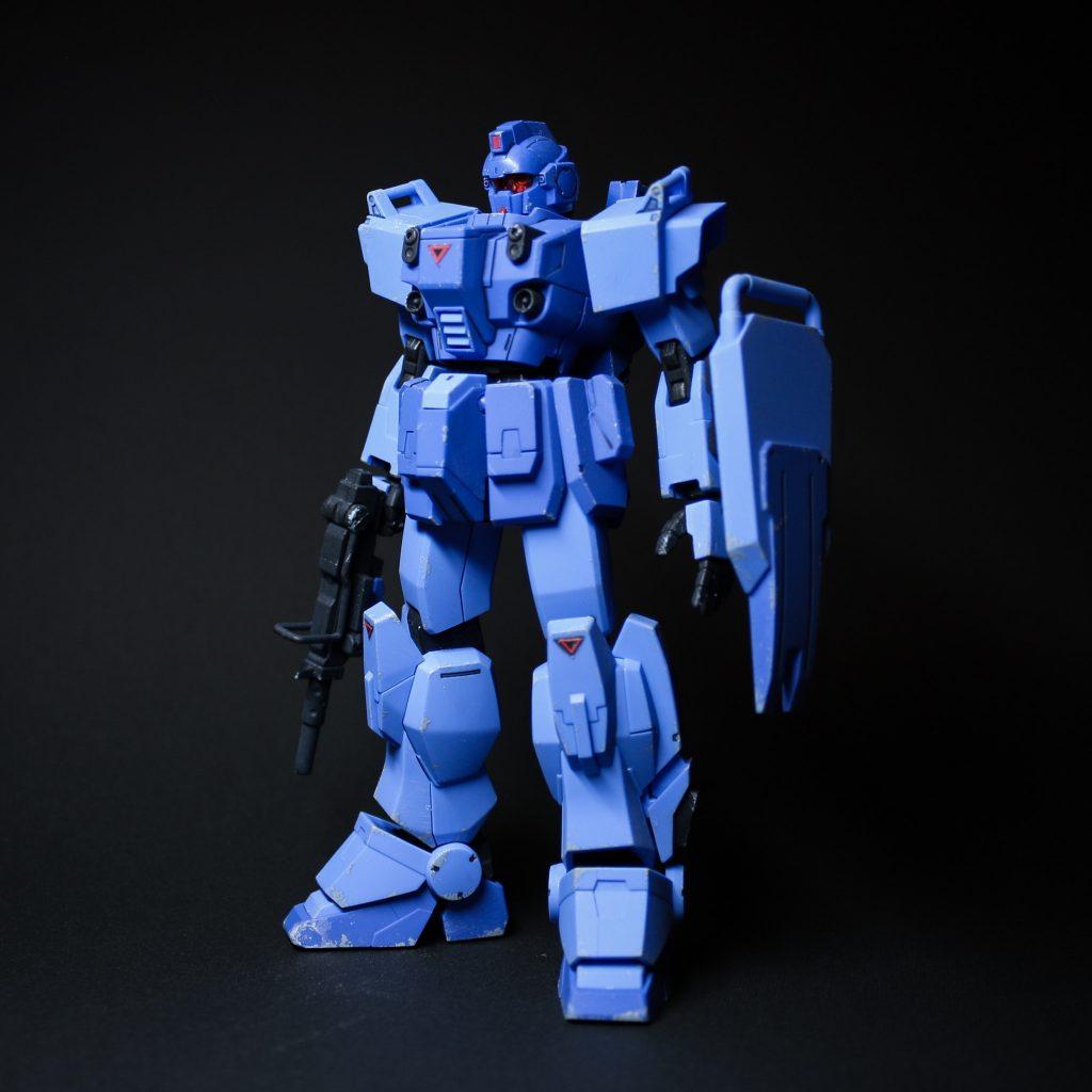 RX79BD1 アピールショット2