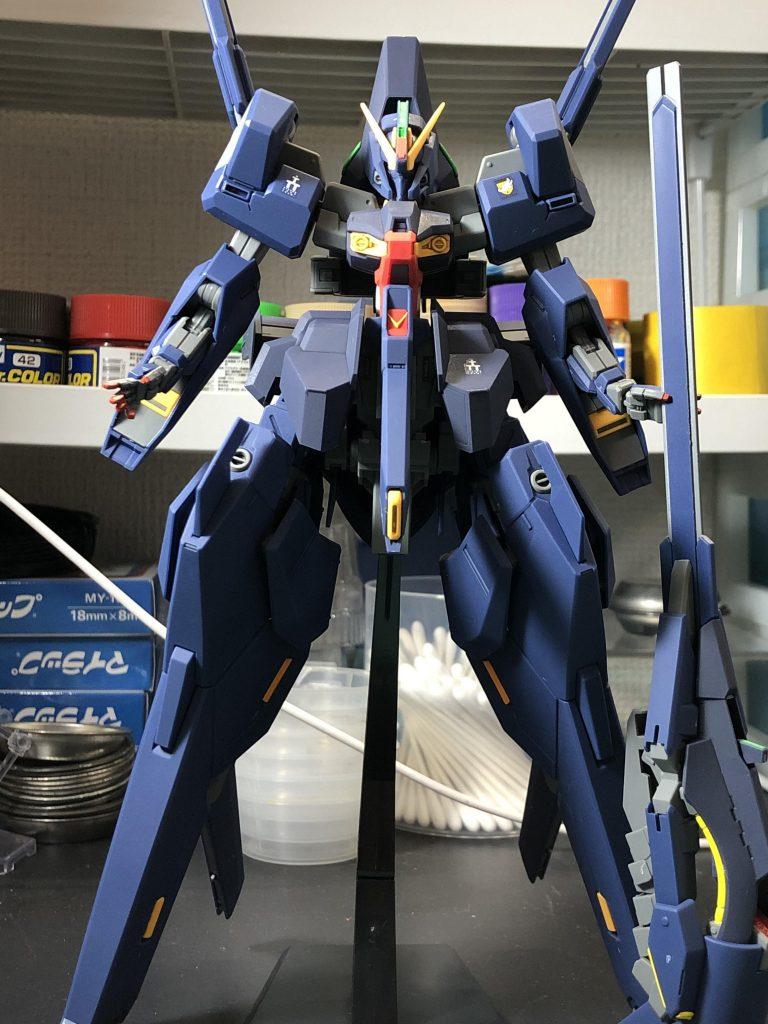 ガンダムTR-6『ハイゼンスレイⅡ』 アピールショット1