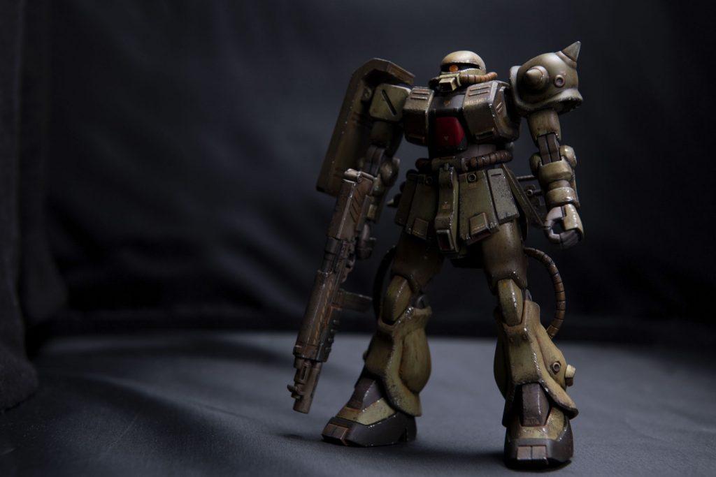 HG ザクⅡ改