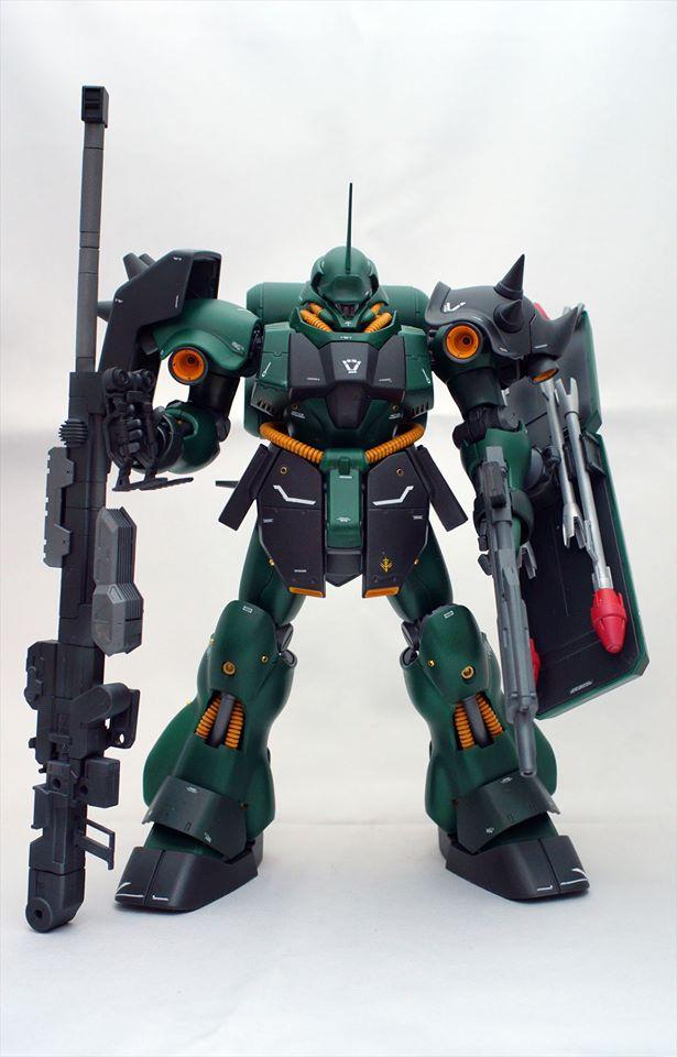 MG ギラ・ドーガ アピールショット1