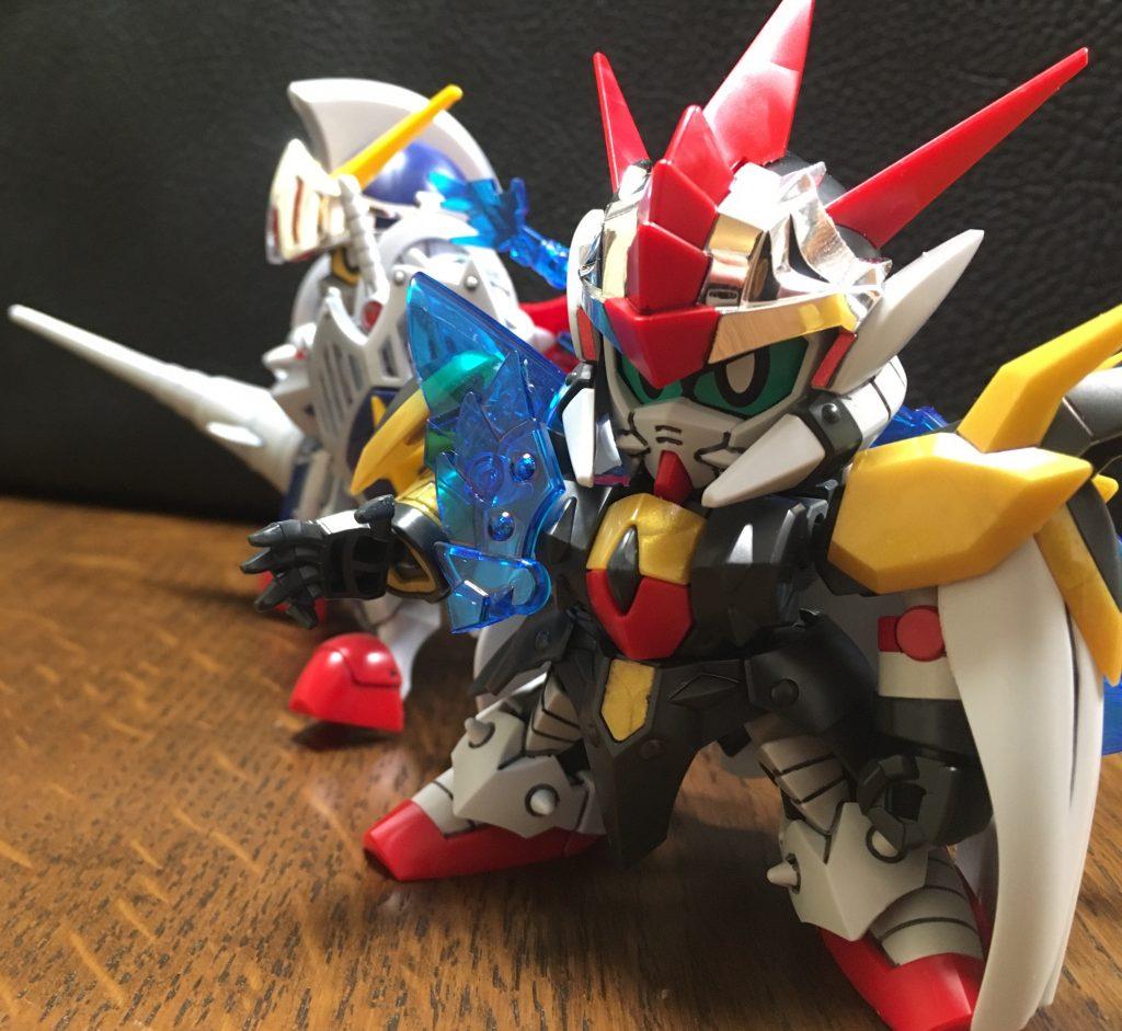 SD 魔竜剣士ゼロガンダム!