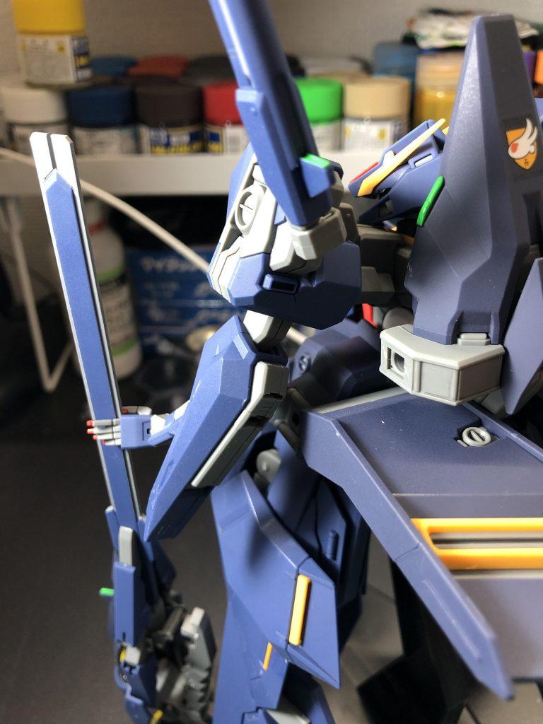 ガンダムTR-6『ハイゼンスレイⅡ』 アピールショット2
