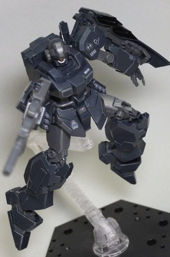 HGUC RGM-96X ジェスタ アピールショット2