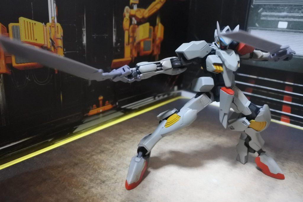 ASW-G-57 ガンダムオセ アピールショット5