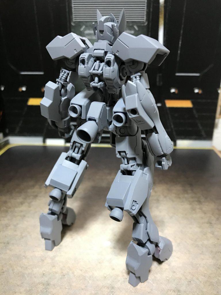 ASW-G-57 ガンダムオセ 制作工程3